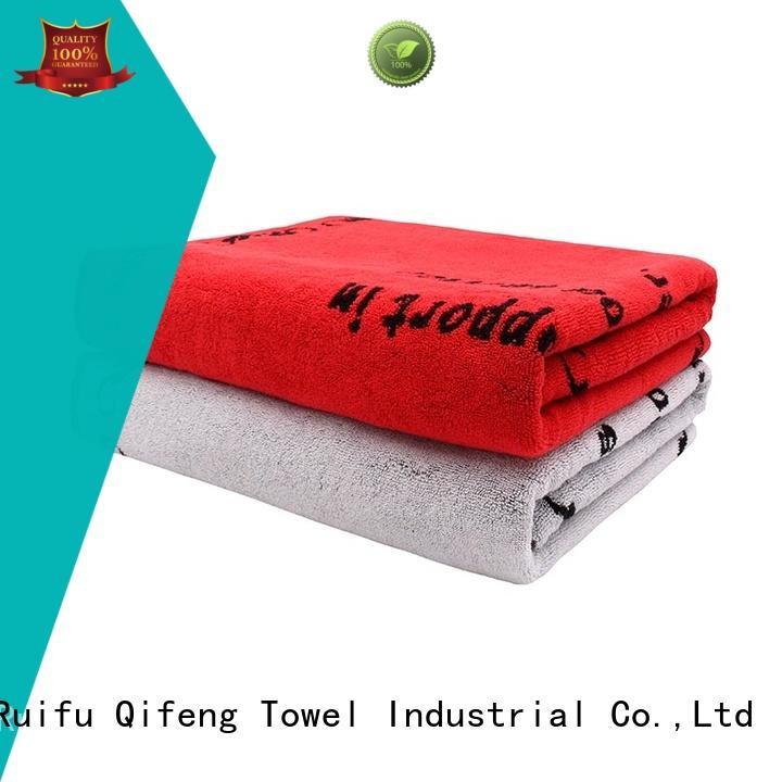 Ruifu Qifeng pool best beach towels wholesale for pool