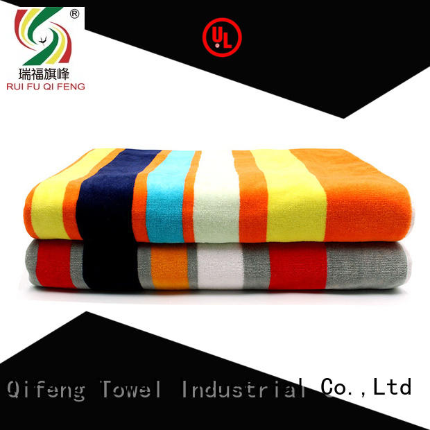 qf006d1057 best bath towels online for hotel Ruifu Qifeng
