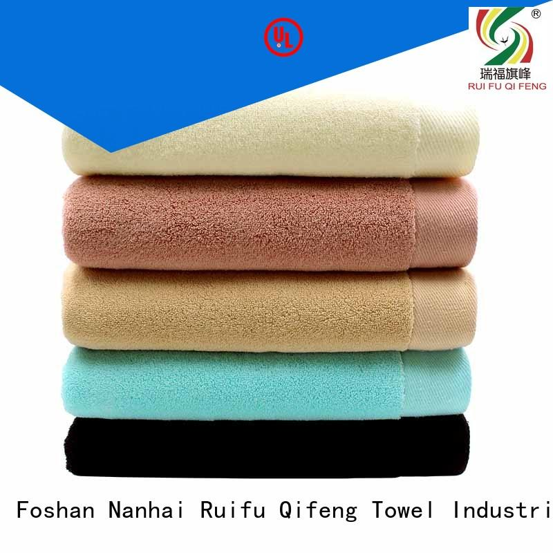 Ruifu Qifeng quick custom towels on sale for club