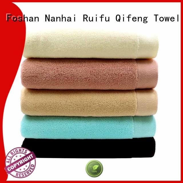 Ruifu Qifeng absorbent quick dry towels online for hospital