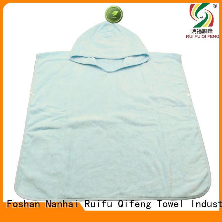 Ruifu Qifeng soft baby towels online manufacturer for kindergarden
