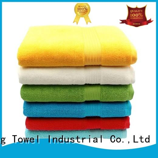 Ruifu Qifeng soft large bath towels online for beach