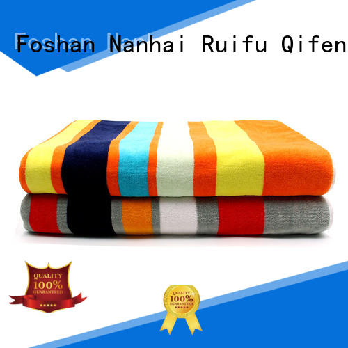 Ruifu Qifeng good quality large bath towels online for hospital