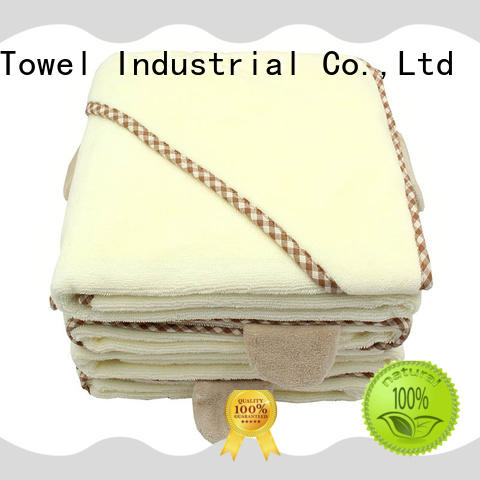 Ruifu Qifeng safe baby poncho towel online for hotel
