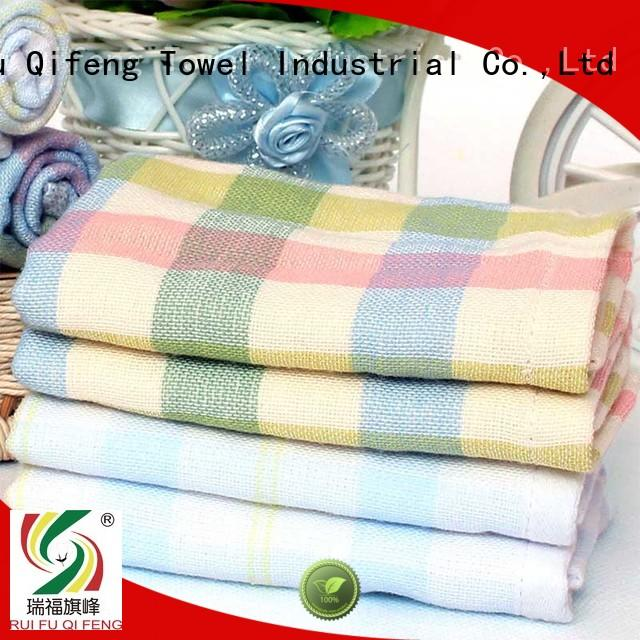 Ruifu Qifeng comfortable baby bath towels manufacturer for hospital