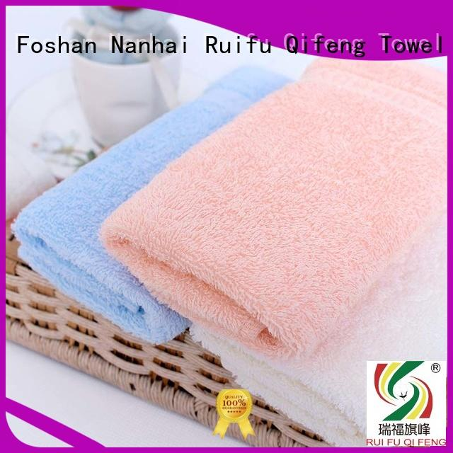 Ruifu Qifeng qf020d894 personalized baby towels supplier for home