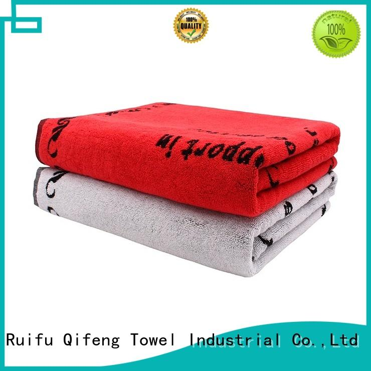 Ruifu Qifeng qf001d1180 large beach towels supplier for beach