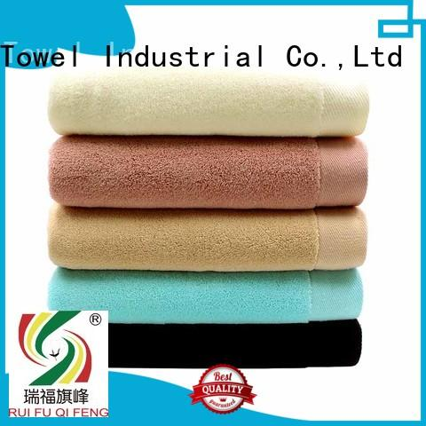 Ruifu Qifeng sports terry towel manufacturers on sale for restaurant