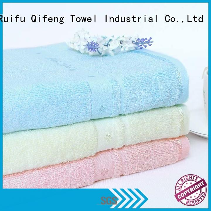 comfortable newborn baby towel towels promotion for hotel