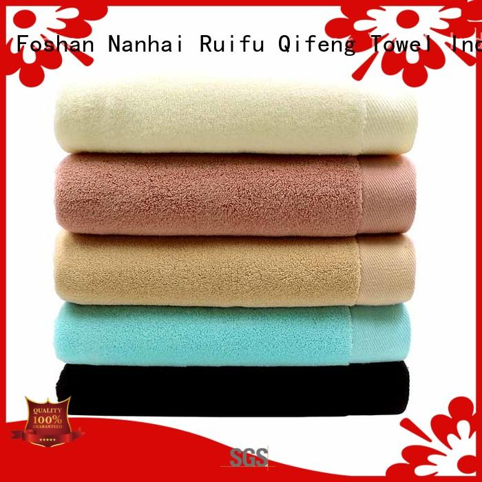 Ruifu Qifeng pool zero twist towels on sale for beach