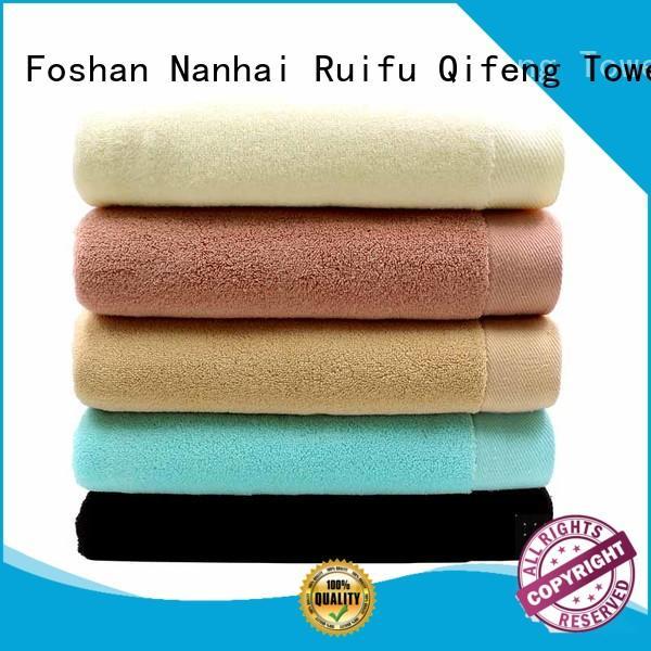 Ruifu Qifeng customized custom towels on sale for restaurant