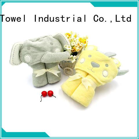 Ruifu Qifeng towel baby poncho towel supplier for home