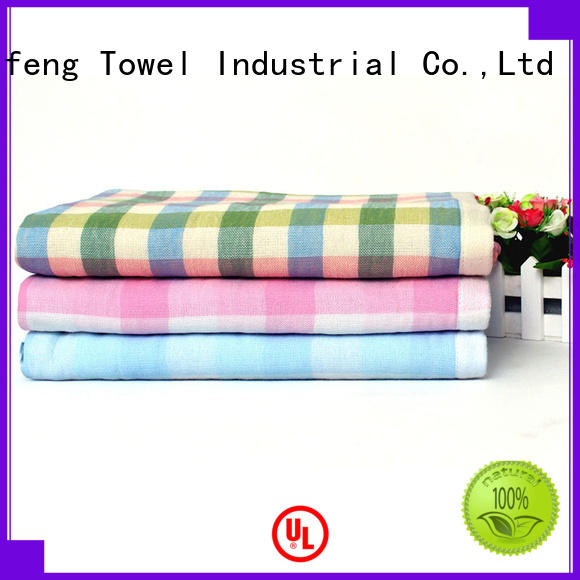 Ruifu Qifeng children soft baby towels online for hotel