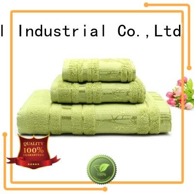 hand bathroom towel sets hotel factory price for hospital