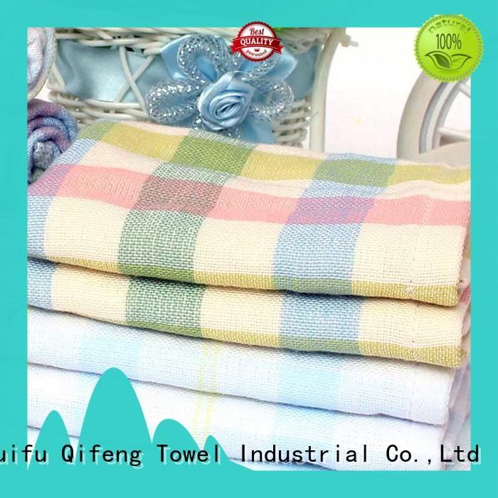 safe toddler bath towels qf017d1012 promotion for kindergarden