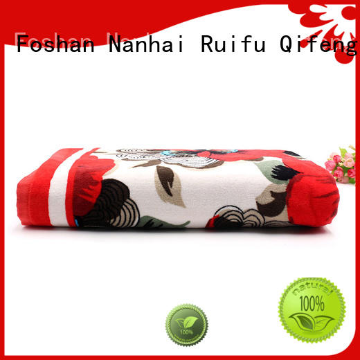 customized extra large beach towels printing promotion for home