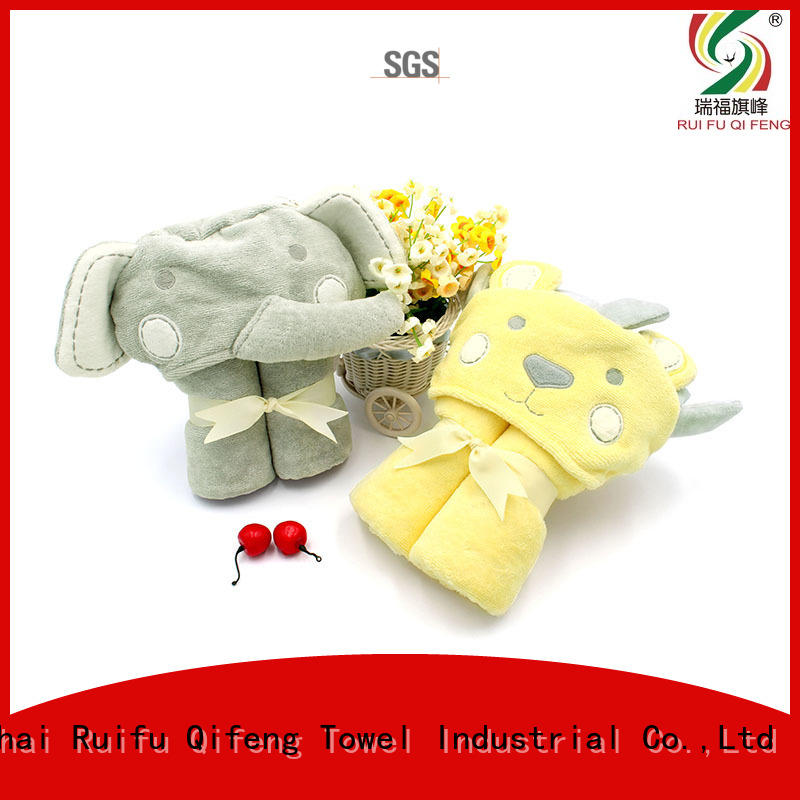 natural baby hooded bath towel hooded manufacturer for hospital
