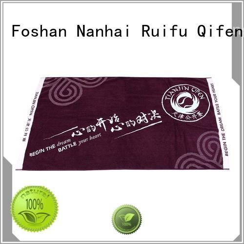 Ruifu Qifeng pool best gym towel factory price for home