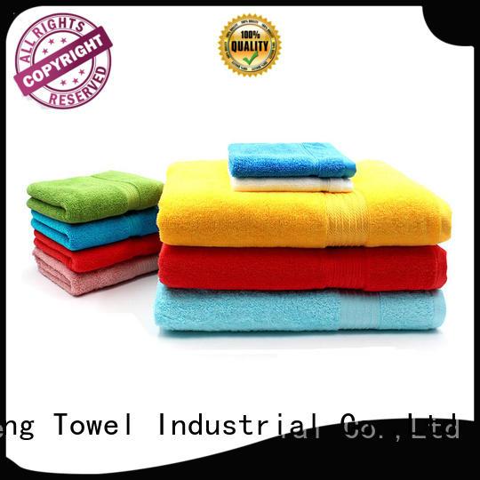 Ruifu Qifeng organic bath towel sets on sale for beach