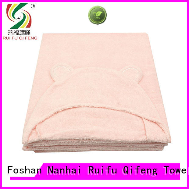 Ruifu Qifeng comfortable soft baby towels manufacturer for hospital