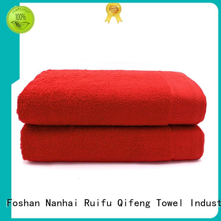 Ruifu Qifeng professional beach towel series supplier for beach
