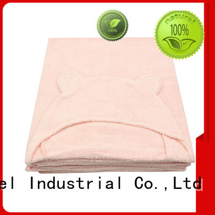 Ruifu Qifeng safe baby towel series promotion for hotel