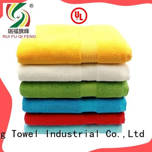 soft shower towel 100 factory price for hospital