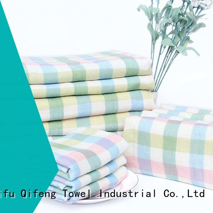 Ruifu Qifeng natural baby poncho towel manufacturer for hotel