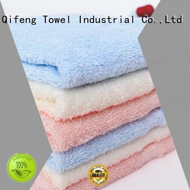 Ruifu Qifeng toddler bamboo baby towel online for home