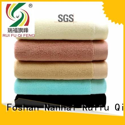 100 best gym towel sets for club Ruifu Qifeng