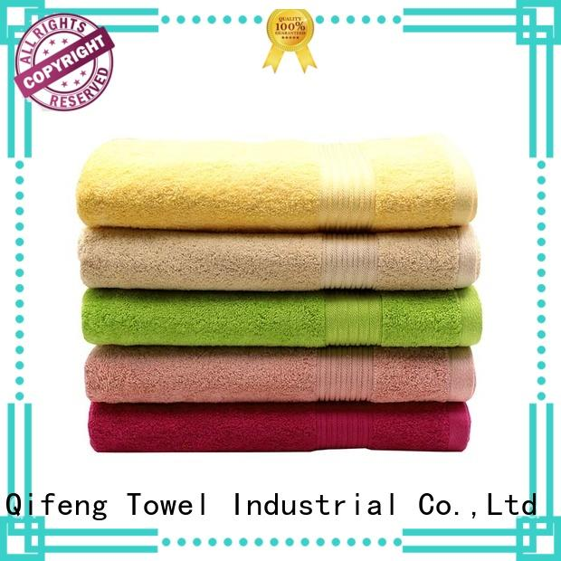 100% Cotton Dobby Beach Towel - QF-004(D1024)
