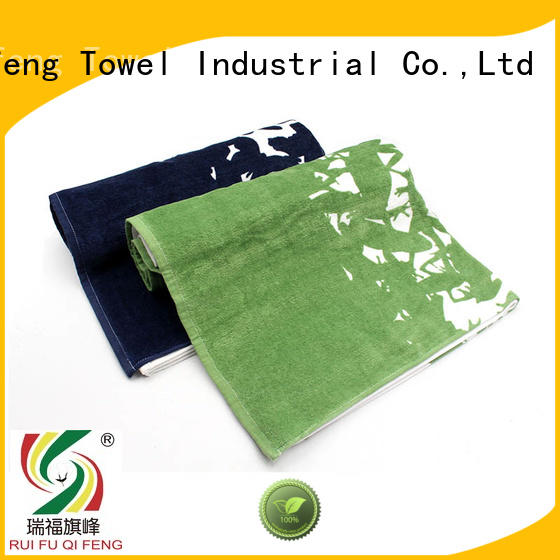 Ruifu Qifeng qf006d1057 bath towel series supplier for home