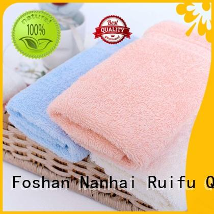 Ruifu Qifeng qf014f01 baby hooded towel promotion for home