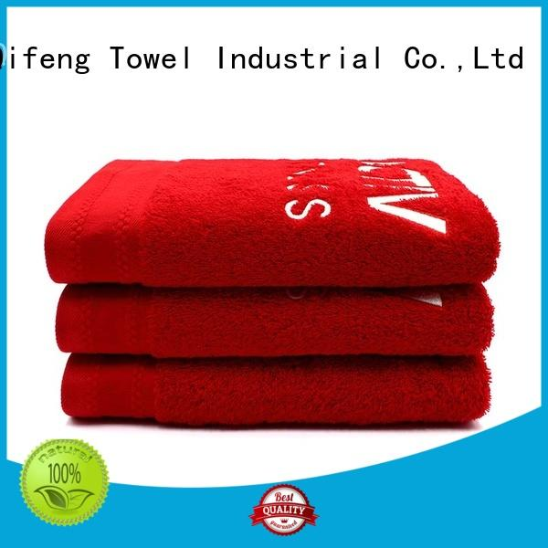 Ruifu Qifeng bamboo best bath towels supplier for home