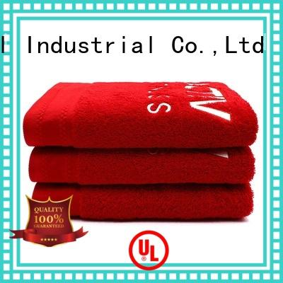 Ruifu Qifeng printing bath towel series supplier for beach