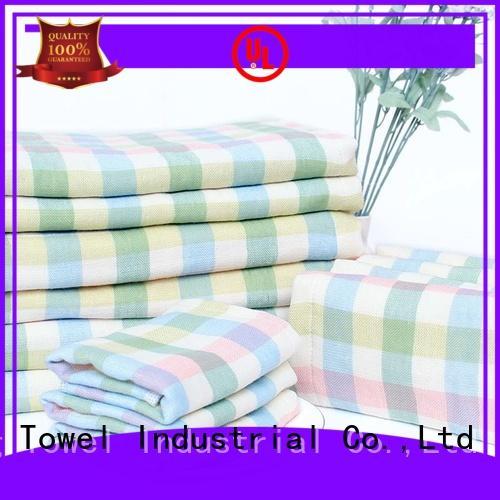 beautiful beach towels gauze luxury beach towels Ruifu Qifeng Brand