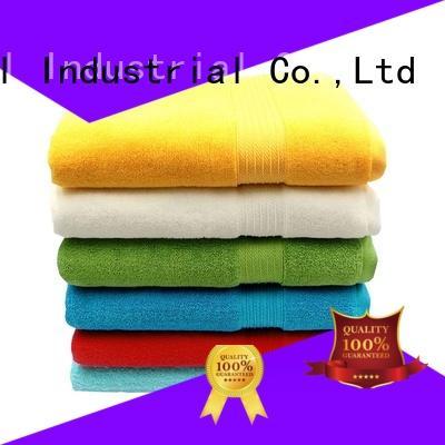 terry jacquard bamboo towels Ruifu Qifeng Brand