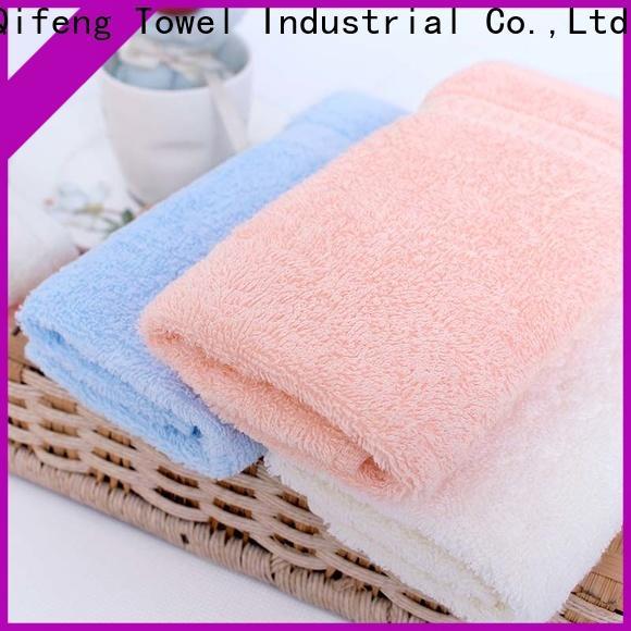 Ruifu Qifeng bath newborn baby towel online for hotel