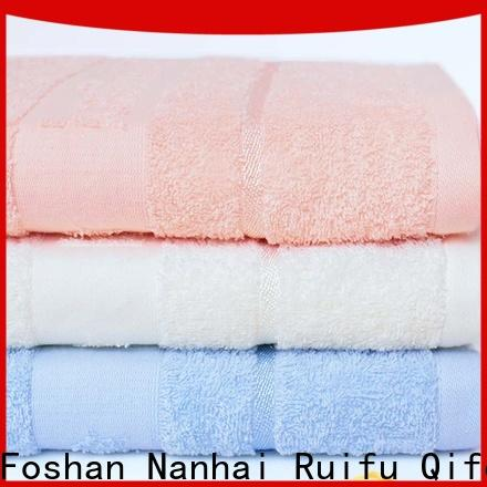 Ruifu Qifeng safe baby towels online supplier for hospital