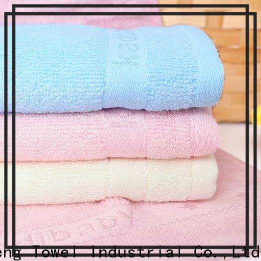 Ruifu Qifeng children infant hooded towel supplier for hotel