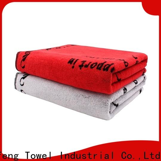 Ruifu Qifeng customized large beach towels directly price for beach