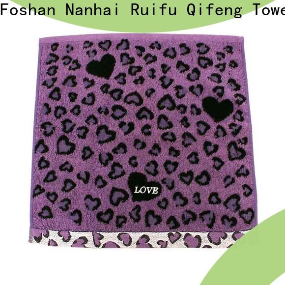 Ruifu Qifeng gift quick dry towels online for hospital