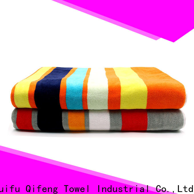 good quality shower towel qf006d1057 sets for hotel