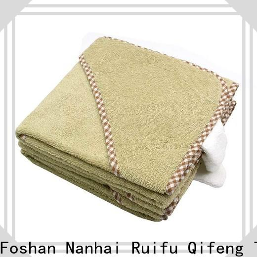 Ruifu Qifeng natural baby towels online manufacturer for home