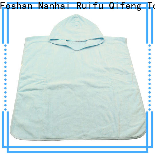 Ruifu Qifeng professional baby towels online promotion for hotel