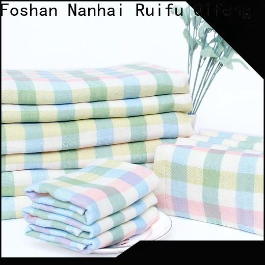 Ruifu Qifeng baby soft baby towels online for hospital