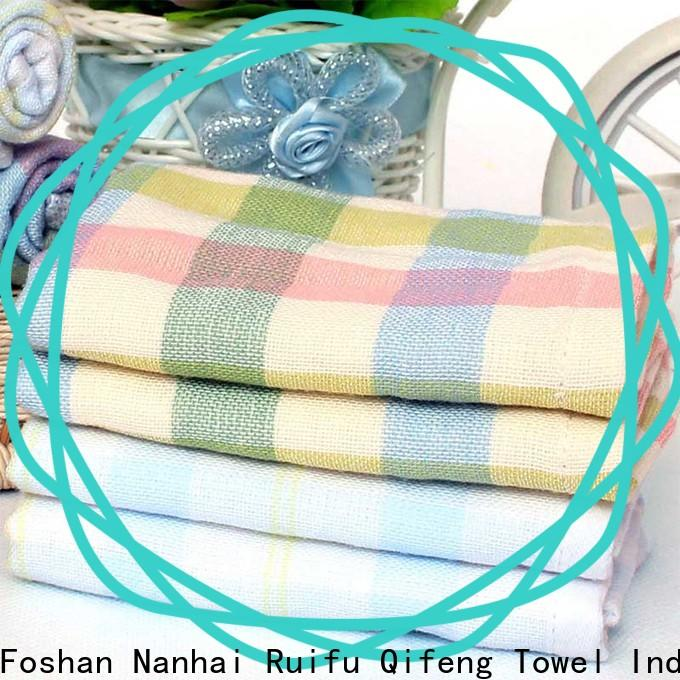 soft baby hooded bath towel qf021a388 supplier for hospital