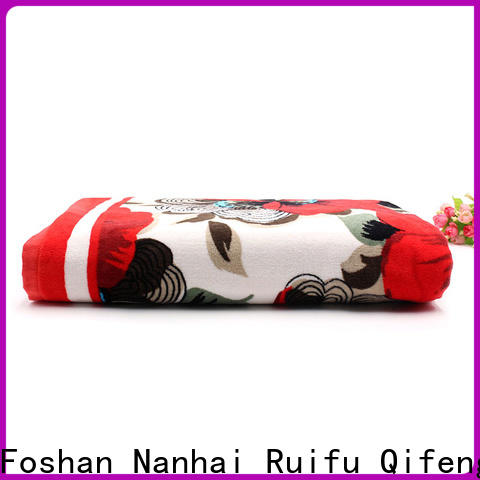 Ruifu Qifeng multi function best beach towels supplier for beach