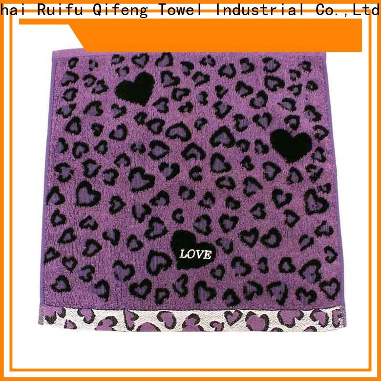 Ruifu Qifeng 100 quick dry towels factory price for beach
