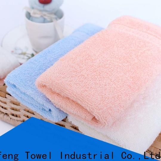 Ruifu Qifeng comfortable baby towels online manufacturer for kindergarden